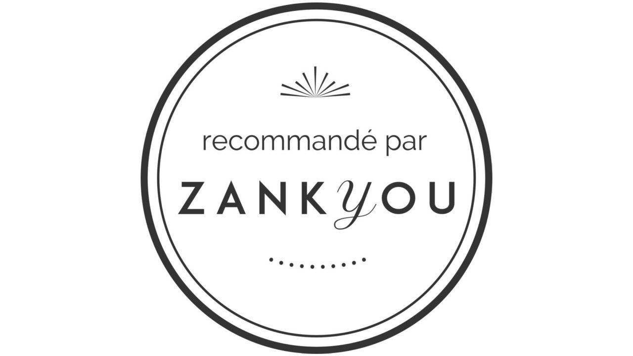 Recommande par Zankyou